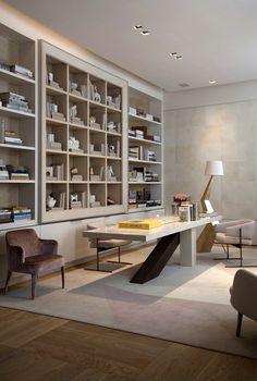 Incontornável o nome deste arquitecto brasileiro, onde quer que veja o nome dele, assim como de mais alguns nomes da decoração brasileira,...