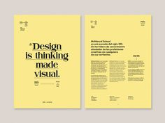 Design Muscle for positive brands.