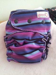 Purple rain, Turned OBV inner, swimsuit material