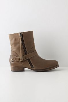 Rancher's Moto Booties...if only i could pull these off!