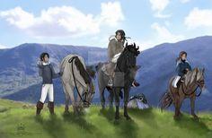 Meet'cha in Mongolia by abosz007