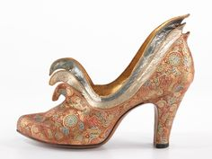 the ultimate vintage shoes - will work with anything at any time of year.... beautiful colour