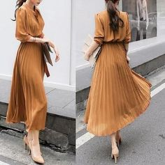 Girly Outfits, Modest Outfits, Classy Outfits, Modest Fashion, Fashion Dresses, Simple Dresses, Elegant Dresses, Cute Dresses, Casual Dresses