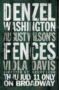 Denzel Washington Gets Divorce   Broadway 'Fences' With Denzel Washington And Viola Davis Deserves Film ...