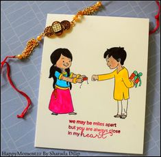 HappyMomentzz crafting by Sharada Dilip: Rakhi cards with loads of new ideas