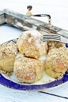 Pillekönnyű bögrés aranygaluska, dagasztás nélkül -------------A legmagasabb, legkönnyedebb kelt tészta, a kedvenc desszertem...