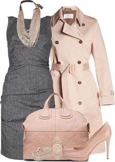 """Pink"" by partywithgatsby on Polyvore"