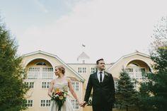 NH Fall wedding at the Bedford Village Inn Photography by @emilydelamater #fallwedding #autumnalwedding