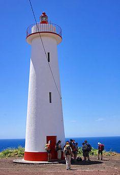 Farol de Vale Formoso- Capelo, Açores