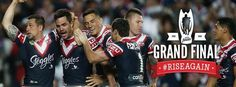 GRAND FINAL PREVIEW (Part 1 of 2): Sydney Roosters vs Manly Sea Eagles