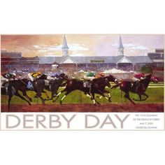 20+ Best Kentucky Derby Art images in 2020 | kentucky derby, kentucky, churchill downs
