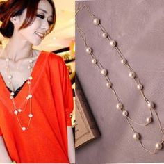 Cheap Chain Necklaces on Sale at Bargain Price, Buy Quality necklace pear, necklace card, necklace bow from China necklace pear Suppliers at Aliexpress.com:1,Occasions:Party, Prom, Engagement, Anniversary, Wedding, Gift 2,Fine or Fashion:Fashion 3,Material:Pearl 4,Pearl Type:Freshwater Pearls 5,Brand Name:LJM