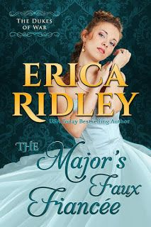 Sapphyria's Book Reviews: Q & A with Erica Ridley, Author of The Major's Fau...