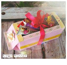 משלוח מנות Recycled Crafts, Diy And Crafts, Craft Packaging, Holiday Crafts, Holiday Decor, Perfect Party, In Kindergarten, Diy For Kids, Projects To Try