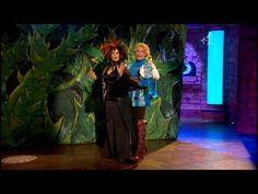 Paul O'Grady Show - LAST EVER Christmas Panto - 2009 - Part 4
