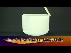 4th chakra- Reiki Angel Crystal Singing Bowl Sound Healing