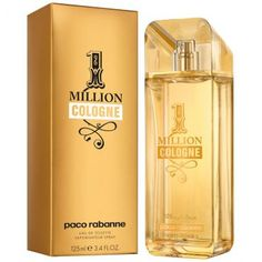 [Clube do Ricardo] 1 Million Cologne Eau de Toilette 125ml - 169,90 + Frete