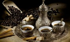 Did you know? Turkish bridegrooms were once required to make a promise during their wedding ceremonies to always provide their new wives with coffee. If they failed to do so, it was grounds for divorce!
