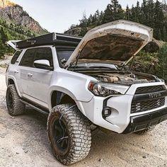 Toyota 4runner, Toyota Tacoma, 4x4 Trucks, Lifted Trucks, Four Runner, Trd Pro, Mid Size Suv, Dream Garage, Land Cruiser