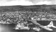 Thessaloniki, Old Photos, Paris Skyline, City Photo, Greece, The Past, History, Travel, Vintage