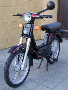 1986 Vespino ALX