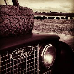 Land Rover. Series Land Rover