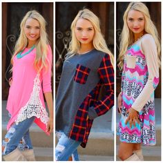 These Newbies are driving us {Crazy} in the Best Way Possible! Available @ 7:30pm, CST