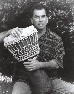 Mickey Hart playing a djembe Grateful Dead Image, Female Drummer, Mickey Hart, Dead Pictures, Bob Weir, Dead And Company, Forever Grateful, Good Ole, Music Artists