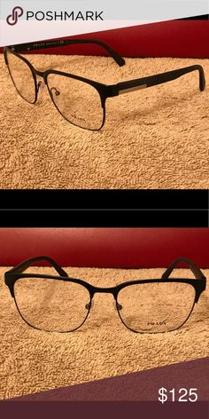 16bf3066c50 Authentic Prada Eyeglass Frames Black Prada Accessories Glasses Prada  Eyeglasses