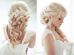 Wedding hair ~ beautiful