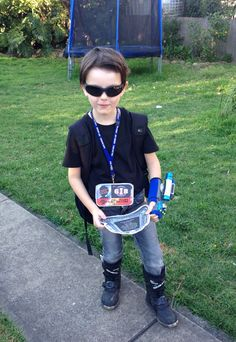 Book week - Zac power!