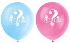 Super trendy baby shower organiseren? Maak er een Gender Reveal Party van! Bestel snel en gemakkelijk online!