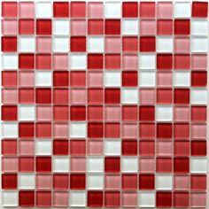 Les 25 meilleures images de carrelage mosaique rouge | Crossword ...