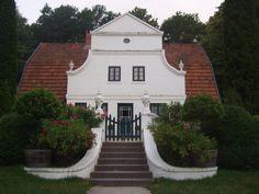 """Heinrich Vogeler. """"...Ein Haus und ein Garten und ein Leben, das in Erfüllung gegangen ist..."""". Rainer Maria Rilke,1902"""