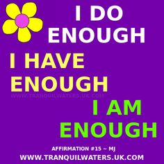 Positive Affirmations - Affirmation Images - Positivity - Motivation - Inspiration - Affirmation quotes - Positive Living - Page 4