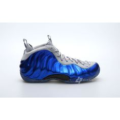 84ef72257cb Nike Air Foamposite One Candy Blue ❤ liked on Polyvore Foam Posites