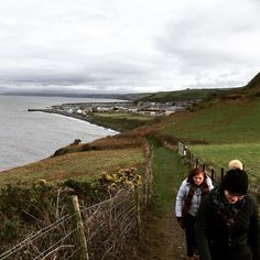 Aberaeron to New Quay Wales Coastal Path, Paths, Mountains, Nature, Travel, Naturaleza, Viajes, Destinations, Traveling