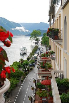 Cadenabbia, Lake Como, Italy Beautiful Places To Visit, Beautiful World, Places To Travel, Places To See, Places Around The World, Around The Worlds, Naples, Comer See, Rome