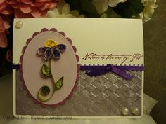 2009-04-10  Quilled Cards (4) by bonnie32002, via Flickr