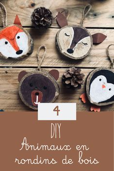Christmas Crafts For Gifts, Christmas Deco, Diy Christmas Ornaments, Clay Crafts For Kids, Diy Crafts, Creative Crafts, Diy With Kids, Diy Whiteboard, Bricolage Halloween