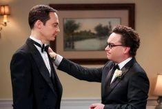 Big Bang Theory wedding photos: See Jim Parsons, Mayim Bialik Big Bang Theory Finale, Big Bang Theory Episodes, Big Bang Theory Show, Sheldon Amy, Johnny Galecki, Mayim Bialik, Jim Parsons, Geek Culture, Movies Showing