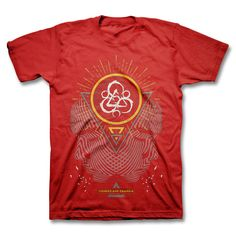 Click here to purchase this Official Coheed and Cambria Division T-shirt