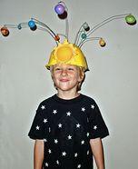 The Solar System Homemade Costume