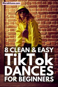 8 Super Easy TikTok Dances for Beginners | There are so many popular TikTok dances that went viral in 2020 and 2021, and while they might look hard, they aren't that difficult to do when you break them down. One you learn the basic moves, you'll be on your way to becoming a TikTok-in superstar in no time. This post includes 8 easy tutorials you can learn in minutes either on your own, with your bestie, with your boyfriend or girlfriend, or with your kids (like me!). Diy Furniture Restoration, Diy Crafts For Gifts, Meraki, Superstar, Super Easy, Girlfriends, How To Become, Boyfriend, Tutorials