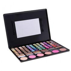 Women Cosmetics Professional 78 Colors Eyeshadow Makeup Palette Kit