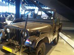 Nederlandse leger jeep