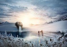 Zauberhafte Wintermomente in Wattens  Mit einem spektakulären Adventprogramm für Groß und Klein verwandeln sich die Swarovski Kristallwelten im Dezember zur stimmungsvollen Weihnachtskulisse.