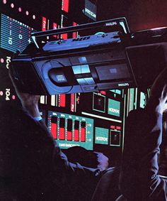 BOOMBOX! \o/ #retro #notacomputer