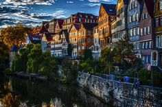 Tuebingen. Looking forward to visiting this fall!