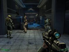 Area-51 - Freeware - Descargar Gratis Juego PC. Download Free Game - Videojuego de disparos en primera persona (FPS).